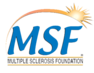 Multiple sclerosis foundation logo 0