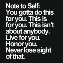 Note t0 self quote