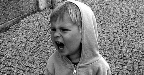 Temper tantrums vs. meltdowns