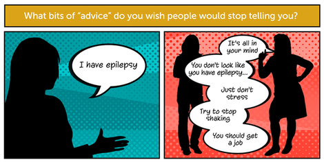 Your answers  the worst epilepsy advice