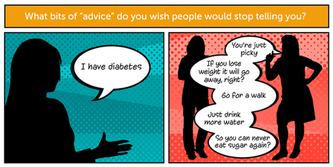 Your answers  the worst diabetes advice