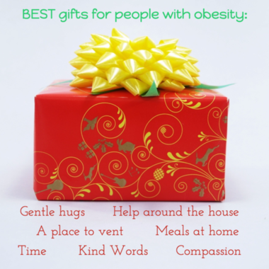 Gifts obesity homemade quote