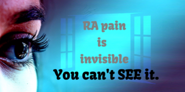 Ra pain invisble