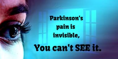 Park pain invisble