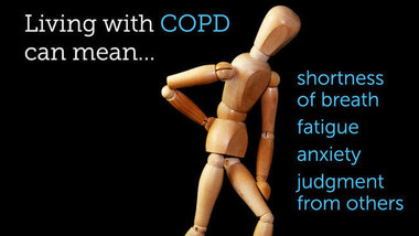 Copd stickman