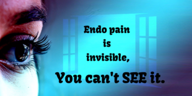 Endo pain invisble homemade stock