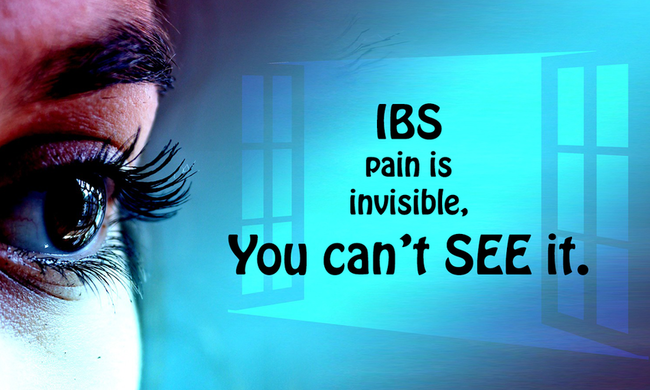 Fb ad invisibleillness myibsteam