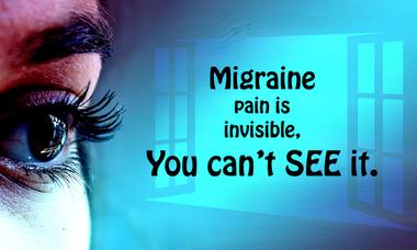 Fb ad invisibleillness mymigraineteam