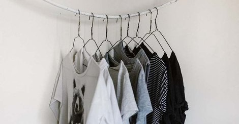 Clothing and hyperhidrosis