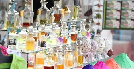Fragrance sensitivity and food allergies