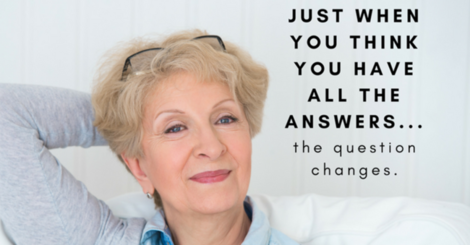 Beginner's mind   not knowing it all when living with copd