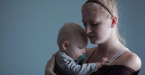 Aha  postpartum depression may raise heart risks