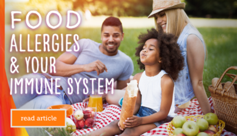 Myfoodallergyteam carousel food allergies and your immune system