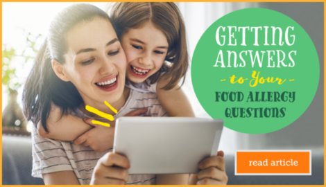 Myfoodallergyteam carousel getting answers to your food allergy questions