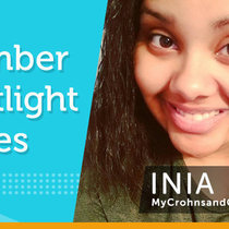 Member spotlight fb mycrohnsandcolitisteam inia