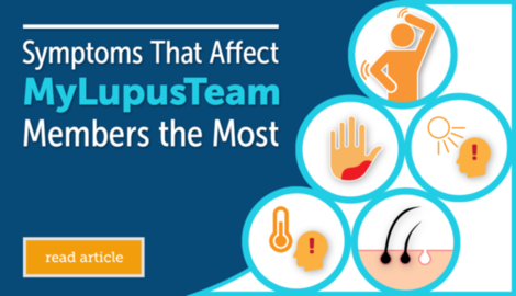 Mylupusteam carousel symptoms that affect mylupusteammembers the most