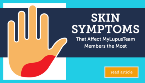 Mylupusteam carousel skin symptoms that affect mylupusteam members