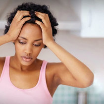 Coping with symptoms and lupus