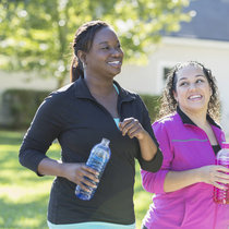 Staying active and myeloma