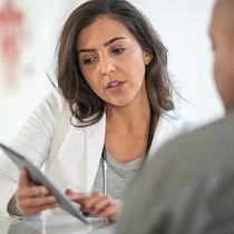 Talking to doctors about hemophilia symptoms