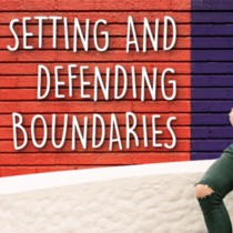 How good boundaries make life with hiv easier