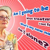 Mht af justdiagnosed olderwoman