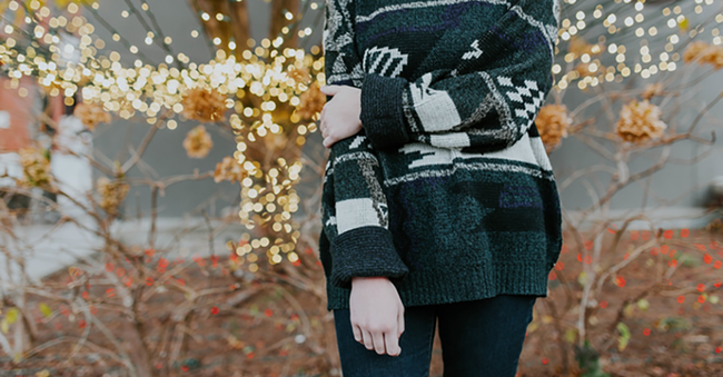 Enjoying the holidays while living with pcos