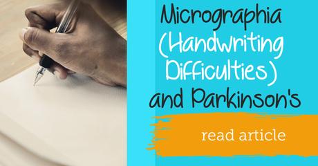 Myparkinsonsteam micrographia module
