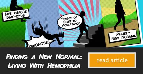 Myhemophiliateam findinganewnormal module