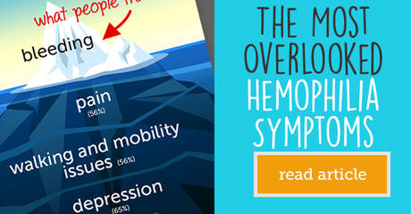 Myhemophiliateam themostoverlookedhemophiliasymptoms module