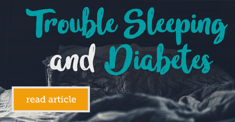 Mydiabetesteam troublesleepinganddiabetes module