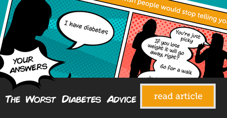 Mydiabetesteam youranswerstheworstdiabetesadvice module