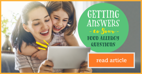 Myfoodallergyteam module getting answers to your food allergy questions
