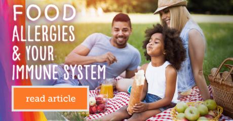 Myfoodallergyteam module food allergies and your immune system