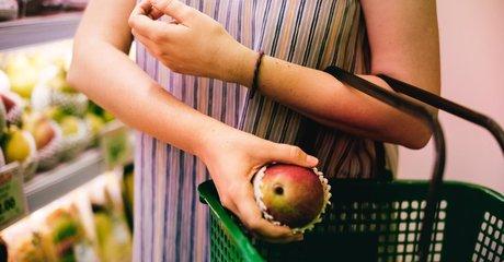 Apple basket buy 1260305