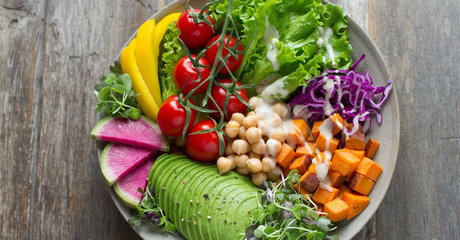 Healthy eating and parkinsons