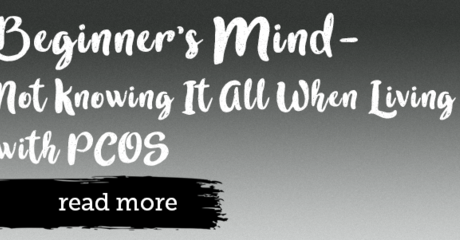 Beginners mind pcos 1