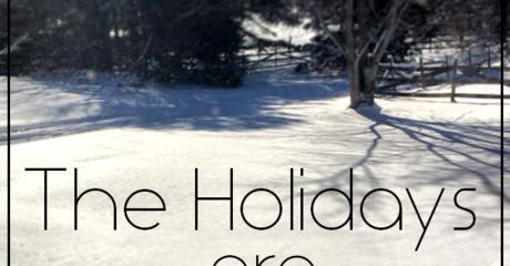 Holidays with chronic illness